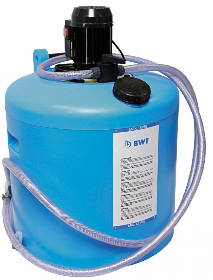 Промывка теплообменников от bwt котел газовый с медным теплообменником