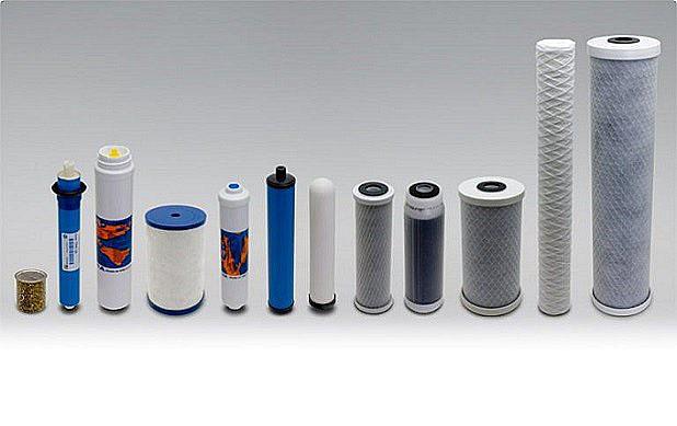 Широкий спектр применения картриджных фильтров