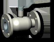 Кран шаровой WKP-2at